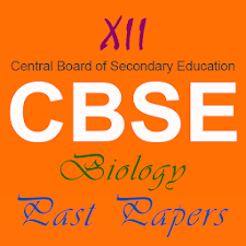 12th cbse biology past papers