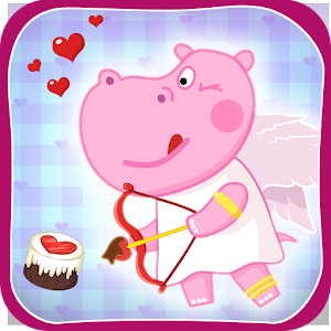 Cooking games: Valentine's cafe for Girls