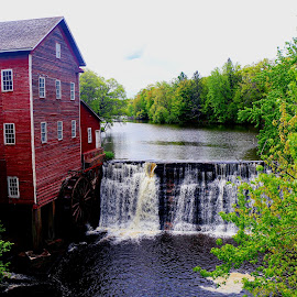 dells mills by Jon Radtke - Buildings & Architecture Public & Historical ( dells mills )
