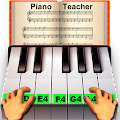Real Piano Teacher APK for Blackberry