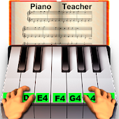 Real Piano Teacher APK for Lenovo
