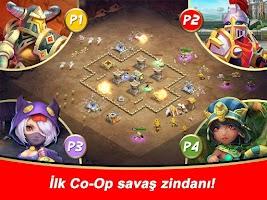 Screenshot of Kale Savaşı: Castle Clash