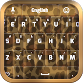 Wild Leopard Keyboard APK for Ubuntu