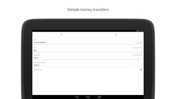 Screenshot of Yandex.Money