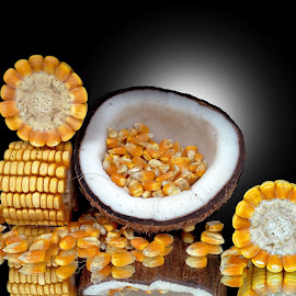 Corns by Asif Bora - Food & Drink Fruits & Vegetables