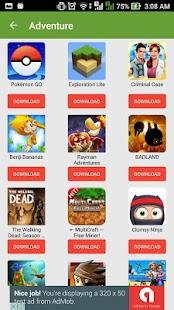 Super Mobile Games Market APK for Bluestacks