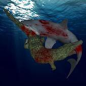 Shark Crocodile Fight APK for Bluestacks