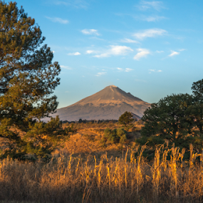 The Popocatepetl in the morning  by Cristobal Garciaferro Rubio - Landscapes Mountains & Hills