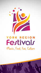 York Region Festivals - screenshot
