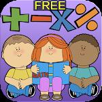 Kids Math Game Free Icon
