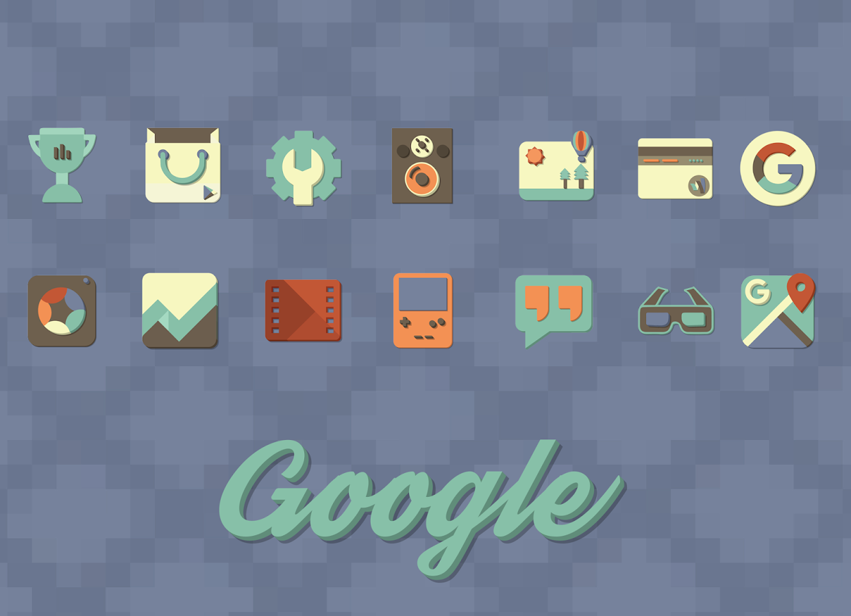Aura Icon Pack Screenshot 0
