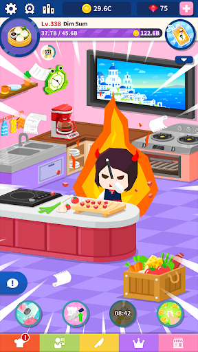 Tap Chef : Fabulous Gourmet (Tasty Dish) For PC
