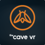 Cave Virtual Reality Cinema Icon