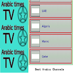 Arabic times TV APK Image