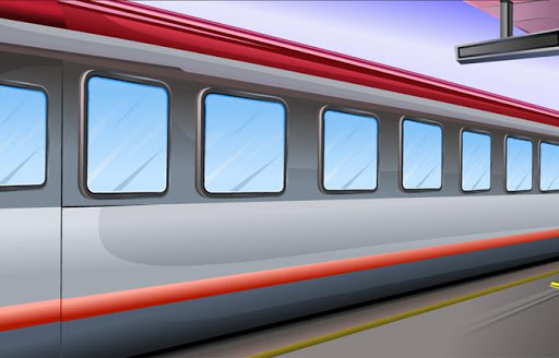 Who Can Escape The Metro Train - screenshot
