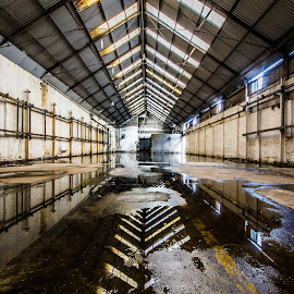 Usine Vert by Fabian Dejace - Buildings & Architecture Decaying & Abandoned ( urbex, lost, place, abandoned, decay )
