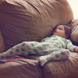 Snooze by Maria Lucas - Babies & Children Toddlers ( toddler, childhood, indoor, sleeping, photography, child )