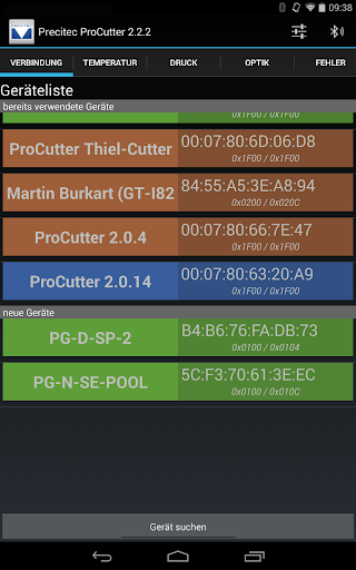 Precitec ProCutter screenshot 8