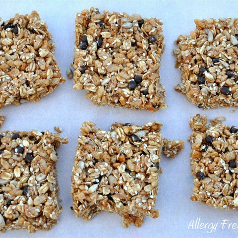 No Bake Rice Crispy Treat Bars