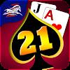 Blackjack 21 Online & Offline