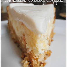 Cheesecake Factory Copycat - Carrot Cake Cheesecake