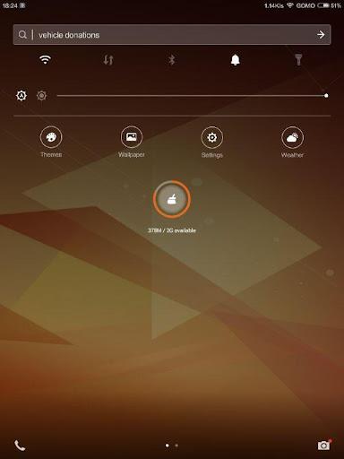 GO Locker - theme & wallpaper screenshot 8