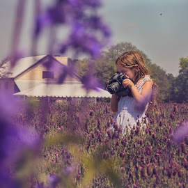 Lavender Fields by Kelley Hurwitz Ahr - Babies & Children Children Candids ( kelley ahr, stock photography, may 2015, stock images, kelley photology, willow city loop )