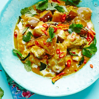Tilapia Curry Indian Recipes