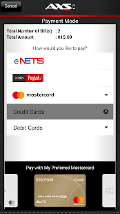 App AXS Payment APK for Windows Phone