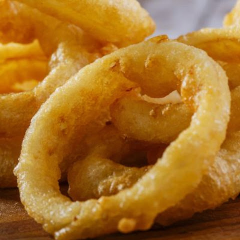 Burger King Inspired Onion Rings