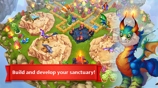 Game Dragons World APK for Windows Phone