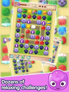 Jelly Splash - Line Match 3 APK for Bluestacks