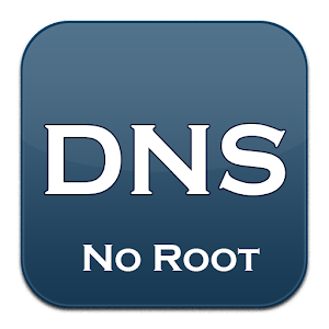Change DNS without root for both Mobile Data Network (2G/3G/4G) and WiFi! APK Icon