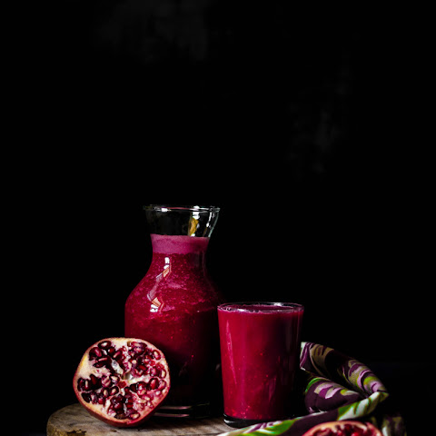 Healthy Carrot, Beetroot and Orange Juice