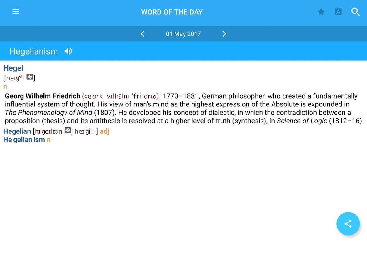 Collins Dictionary Free Screenshot 9