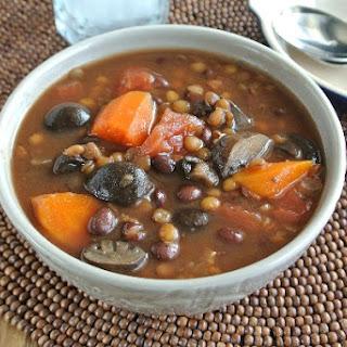 Low Calorie Vegetable Soup Slow Cooker Recipes