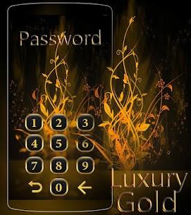 App Luxury Gold Theme Gold Rose APK for Windows Phone