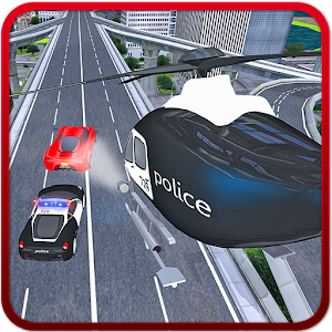Extreme Police Helicopter Sim