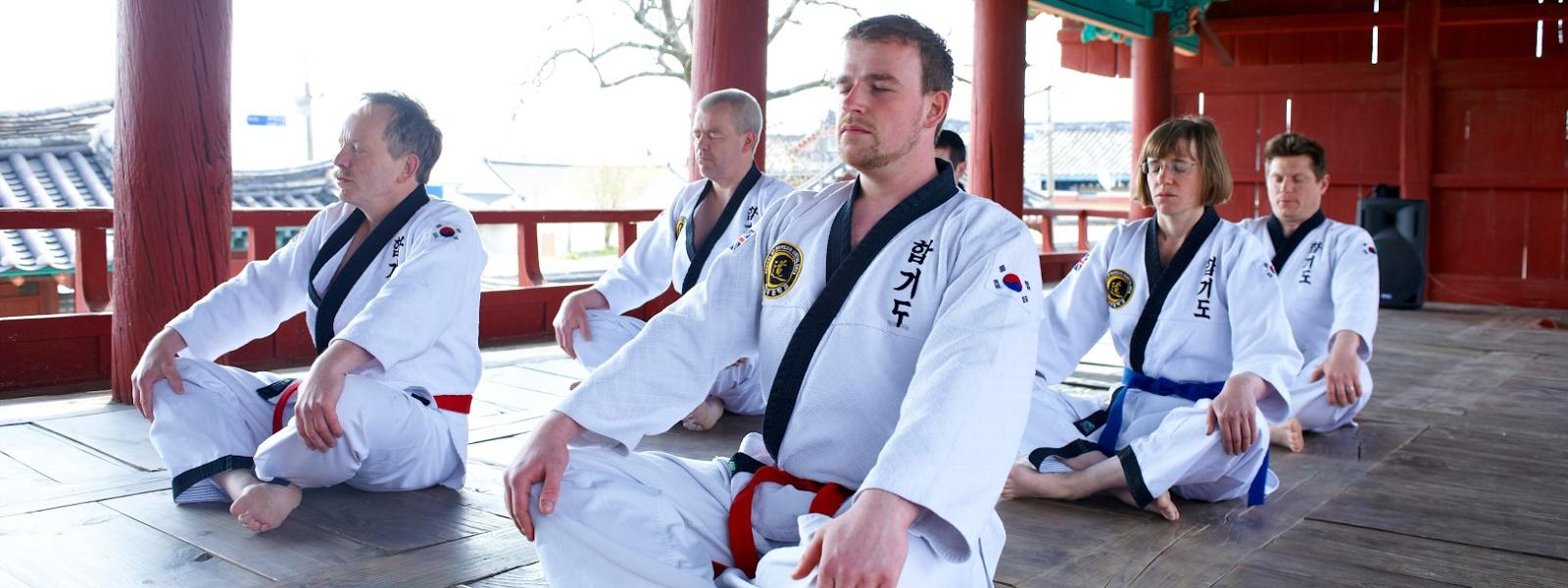 Skma Hapkido In London Surrey