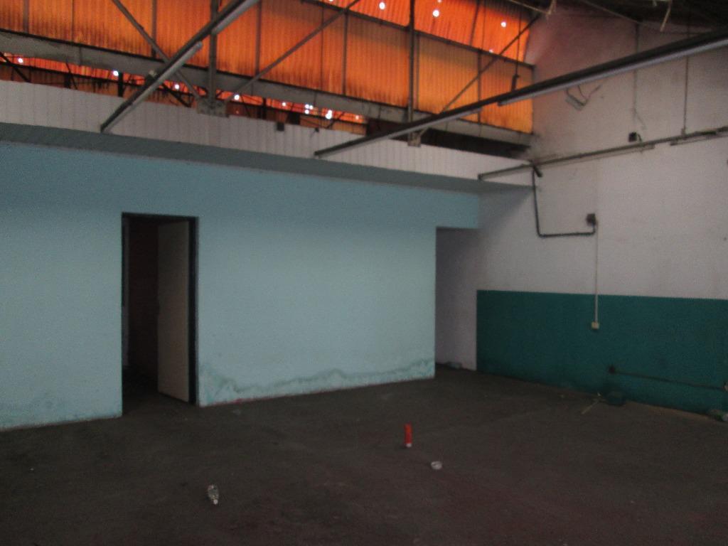 Galpão comercial para venda e locação, Vila Gomes Cardim, Sã