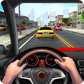 Download Drive Traffic Racing APK on PC