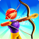 Stick-man Games: Archery, Spear-man, Ninja