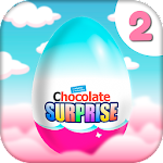Surprise Eggs for Girls 2 Icon