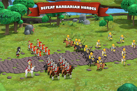Game Grow Empire: Rome APK for Kindle