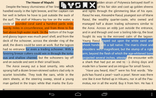 EBook Reader & EPUB Reader screenshot 2