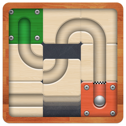 Route - slide puzzle game (game)