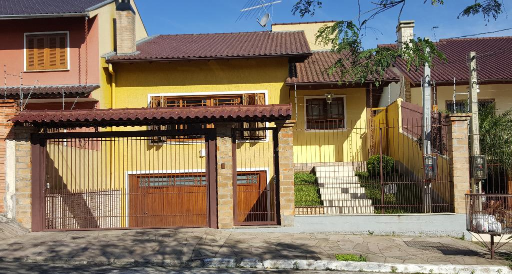 Casa 3 Dorm, Paradiso, Gravataí (CA1437) - Foto 2