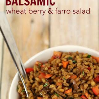 Farro Wheat Berries Recipes