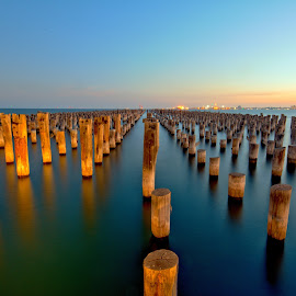 Princes Pier Melbounre by RJ Photographics - Buildings & Architecture Other Exteriors