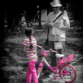 PinK by Dan Vâjâianu - Transportation Bicycles